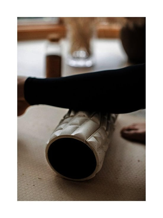 Casall - Tube Roll -hierontarulla - 004 NATURAL | Stockmann - photo 2