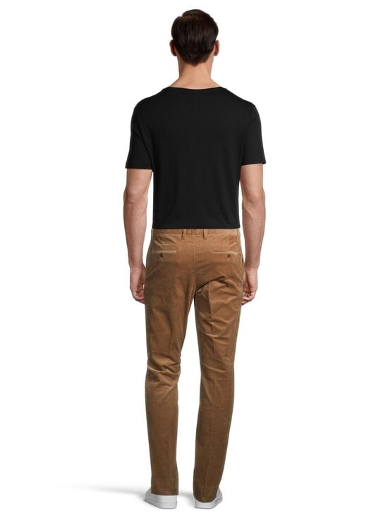 GANT - Slim Cord -housut - 248 DARK KHAKI | Stockmann - photo 3