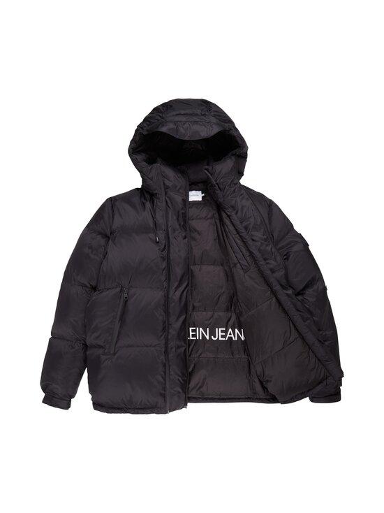 Calvin Klein Jeans - High Filled Down Puffer -untuvatakki - BEH CK BLACK | Stockmann - photo 3