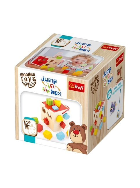 Lajittelupeli Jump In The Box
