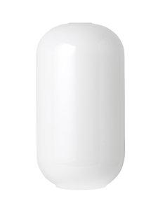 Ferm Living - Opal -lampunkupu 34,2 x 18,6 cm - VALKOINEN | Stockmann