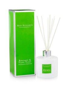 Max Benjamin - Bergamot Ylang Ylang -huonetuoksu 150 ml - GREEN | Stockmann