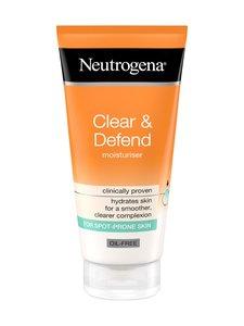 Neutrogena - Clear & Defend Moisturiser -kosteusvoide 50 ml | Stockmann