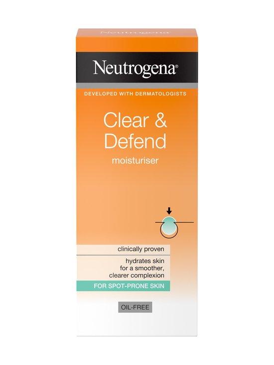 Neutrogena - Clear & Defend Moisturiser -kosteusvoide 50 ml - null | Stockmann - photo 2