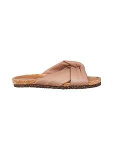 Flattered - Lou Vegan Slide -sandaalit - 007 BEIGE VEGAN   Stockmann