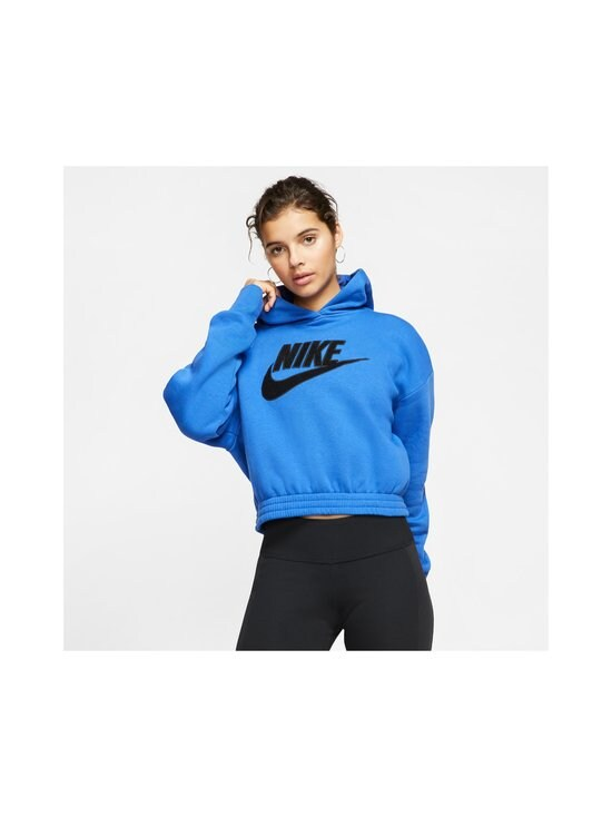 Nike - Icon Clash Fleece Hoodie -huppari - 480 GAME ROYAL | Stockmann - photo 3