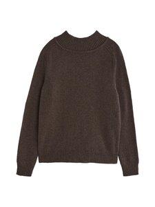 Filippa K - Juliana Sweater -villaneulepusero - 9254 OAK MELANG   Stockmann