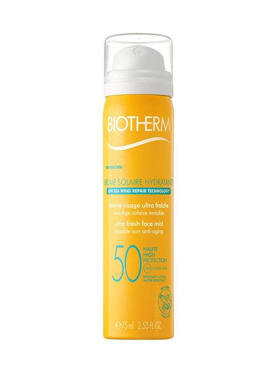 Biotherm - Brume Solaire Hydratante SPF 50 -aurinkosuojasuihke kasvoille 75 ml - NOCOL | Stockmann - photo 1