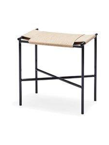 Skagerak - Vent-jakkara 43 x 29 x 44 cm - BLACK | Stockmann