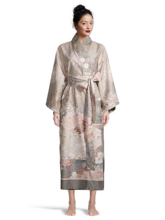 Bassetti - Madame Butterfly Kimono -aamutakki - 41 BEIGE | Stockmann - photo 2