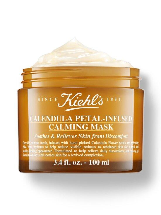 Kiehl's - Calendula Petal-Infused Calming Mask -naamio 100 ml - VAR_1 | Stockmann - photo 2