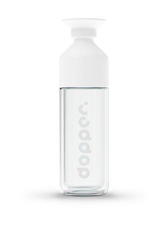 Glass Insulated drinking bottle 450 ml - Dopper