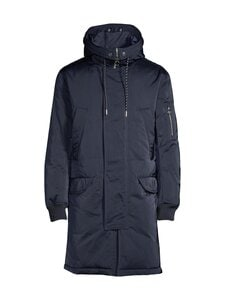 ARMANI EXCHANGE - Hooded Jacket -takki - 1583 DEEP NAVY | Stockmann