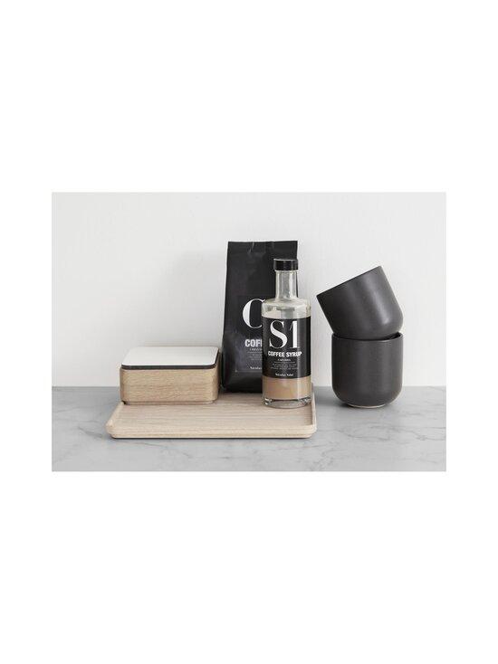 Andersen - Create Me -laatikko 12 x 12 x 4 cm - OAK + BLACK   Stockmann - photo 3