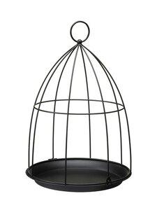 Wikholm Form - Birdcage Planter S -amppeli 31 x 48 cm - BLACK | Stockmann