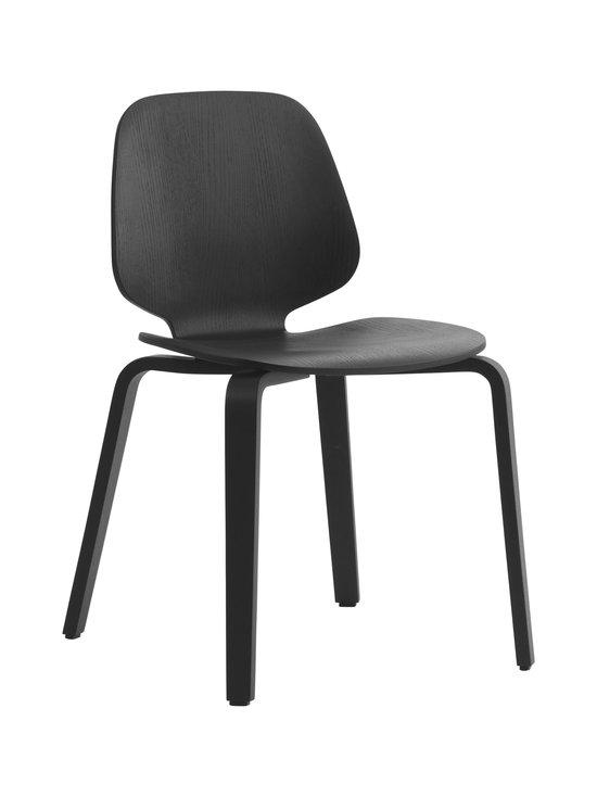 Normann Copenhagen - My Chair -tuoli - BLACK ASH | Stockmann - photo 1
