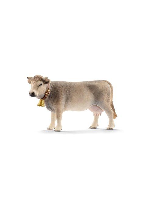 Braunvieh-lehmä