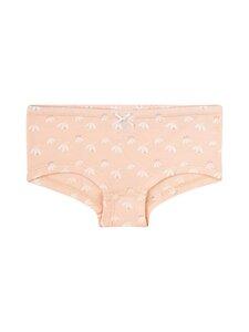 Sanetta - Kids Girl Cutbrief White Flower Retro Romance -alushousut - 38144 ROSE | Stockmann