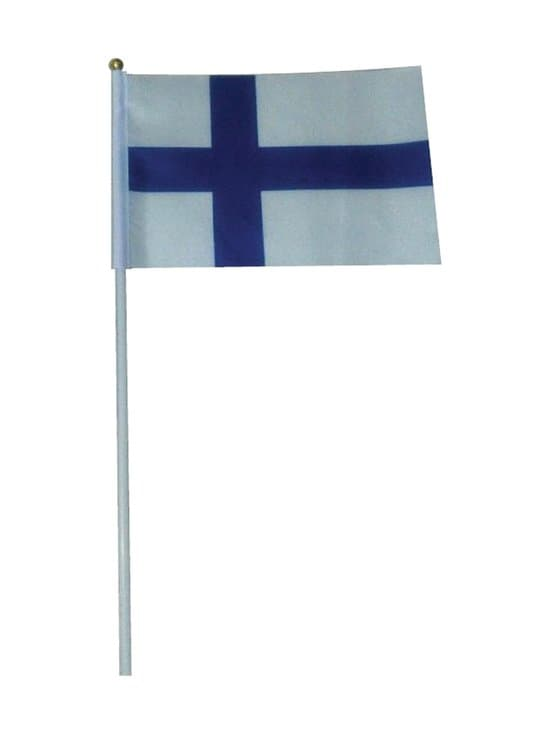 Suomen lippu 40 cm
