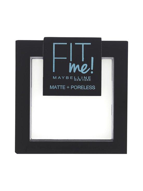 Maybelline - Fit Me Matte + Poreless -puuteri - 090 TRANSLUCENT | Stockmann - photo 1
