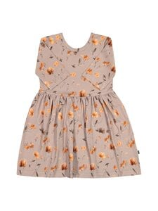 KAIKO - Dress 3/4 sl -mekko - A9 POPPY FIELD TAUPE | Stockmann