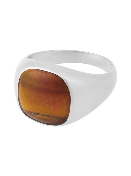 Pernille Corydon - Tiger Eye -sormus - SILVER | Stockmann - photo 1