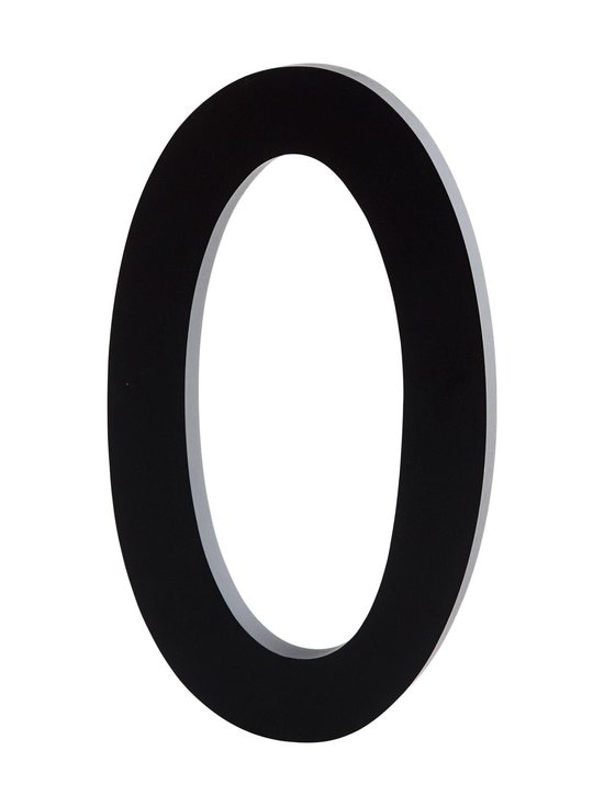 Design Letters - Architect-numero, iso - BLACK | Stockmann - photo 1