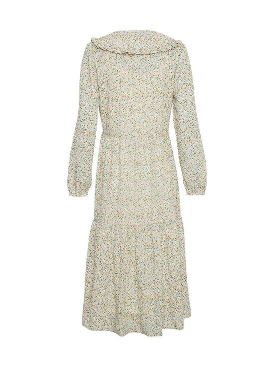 Moss Copenhagen - Evette LS Dress AOP -mekko - ECRU FLOWER | Stockmann - photo 2