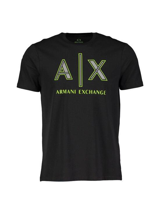 ARMANI EXCHANGE - T-paita - 1200 BLACK | Stockmann - photo 1