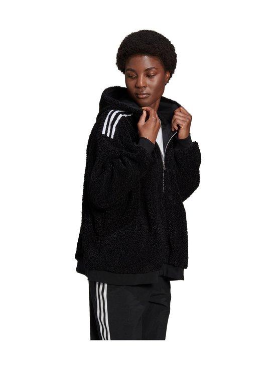 adidas Originals - Full Zip Hoodie -huppari - BLACK BLACK | Stockmann - photo 5