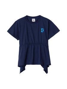 Kenzo - Sport Open Back T-Shirt -paita - 77 MIDNIGHT BLUE | Stockmann