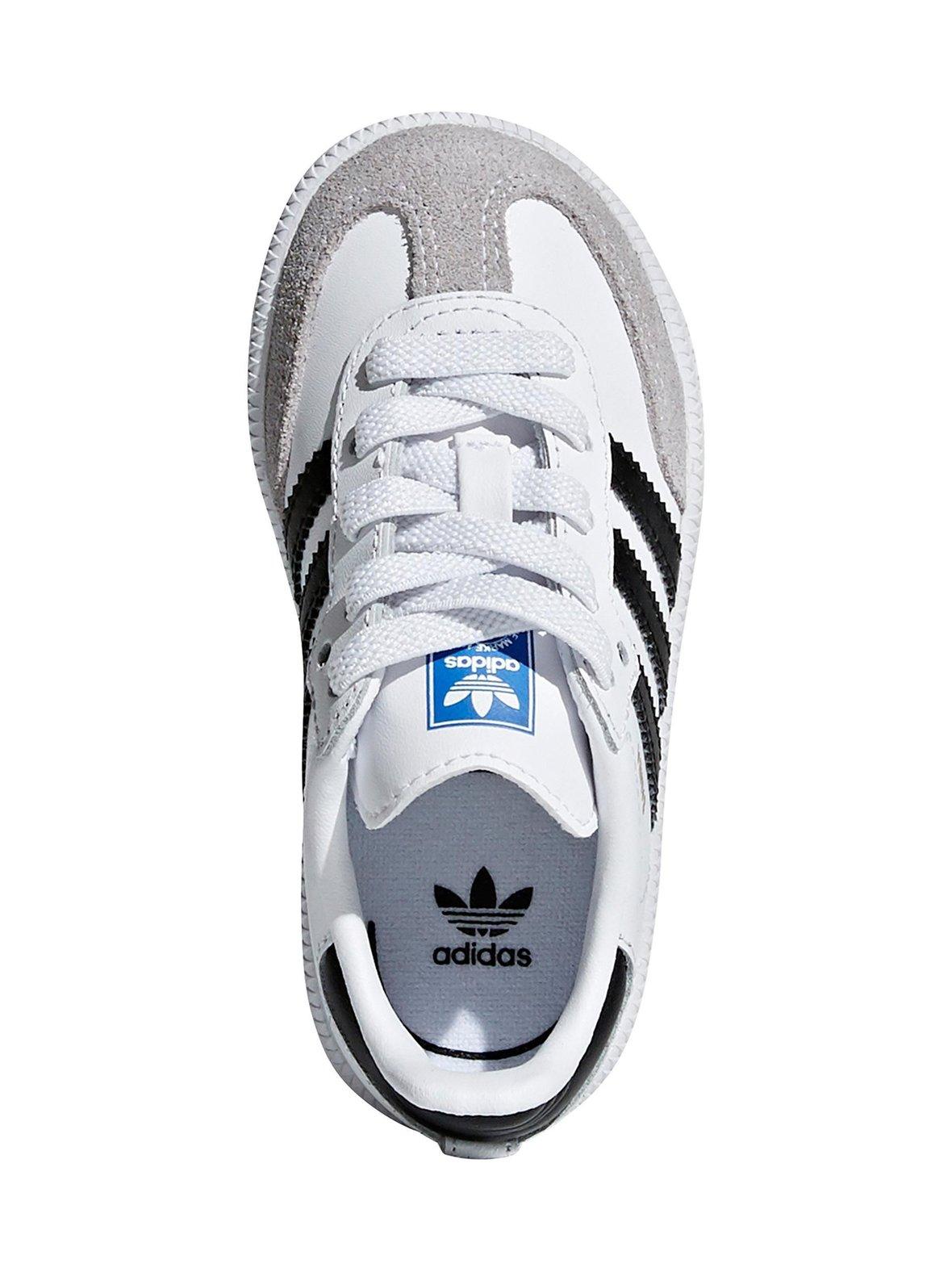 low priced edffd 6af7a White Adidas Originals Samba-tennarit   26   Lapset   Stockmann