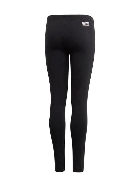 adidas Originals - Logo Tape -leggingsit - BLACK   Stockmann - photo 2