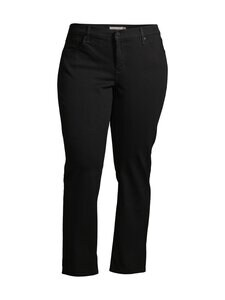 Levi's Plus - 314™ PL Shaping Straight -farkut - 4X STRETCH NEW ULTRA BLACK | Stockmann
