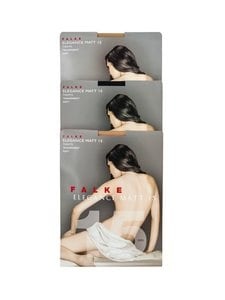 Falke - Elegance matt 15 den -sukkahousut - BLACK   Stockmann