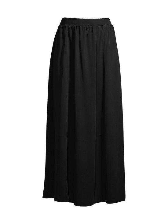 Vila - ViSuvita HW Ancle Skirt -maksihame - BLACK | Stockmann - photo 1