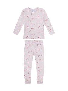 Sanetta - Kids Girl Flower Retro Romance -pyjama - 6309 ORCHID HUSH   Stockmann