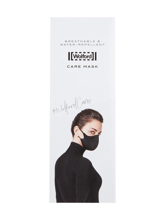 Wolford - Classic Mask -kangasmaski - 7005 BLACK | Stockmann - photo 1