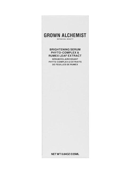 Grown Alchemist - Brightening Serum -seerumi 25 ml - NOCOL | Stockmann - photo 2