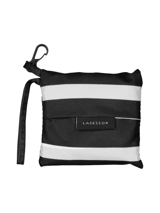 Lasessor - Ostoskassi - BLACK/WHITE STRIPES | Stockmann - photo 1