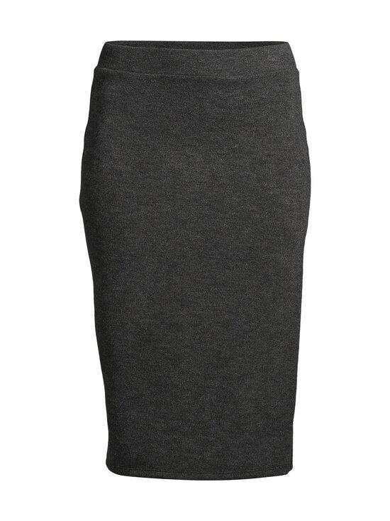 Vila - ViMany Pencil Skirt -hame - DARK GREY MELANGE | Stockmann - photo 1
