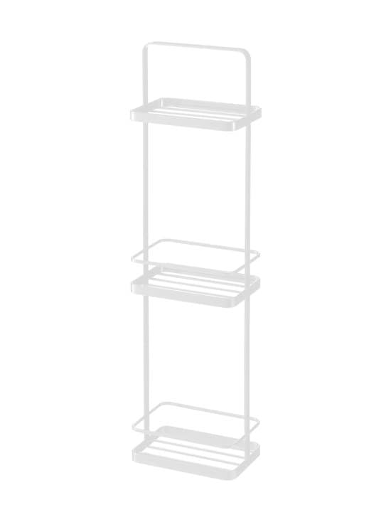 Yamazaki - Tower Bath Rack Slim -kylpyhuoneen hylly - WHITE | Stockmann - photo 1