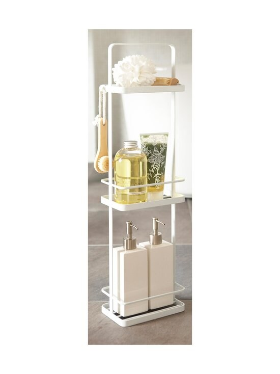 Yamazaki - Tower Bath Rack Slim -kylpyhuoneen hylly - WHITE | Stockmann - photo 2