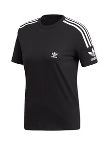 adidas Originals - 3-Stripes Tee -paita - BLACK | Stockmann