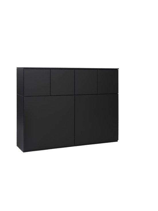 Lundia - Fuuga-kaappi 35 x 100 x 128 cm - MATTAMUSTA | Stockmann - photo 1