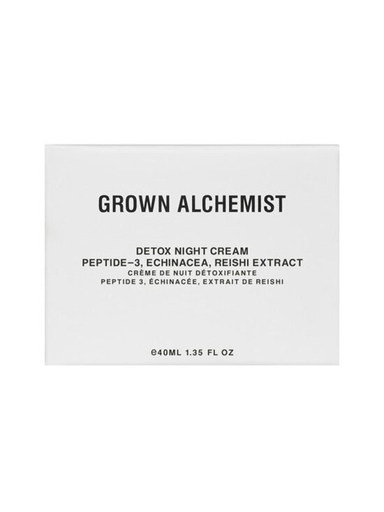 Grown Alchemist - Detox Night Cream -yövoide 40 ml - NOCOL | Stockmann - photo 2
