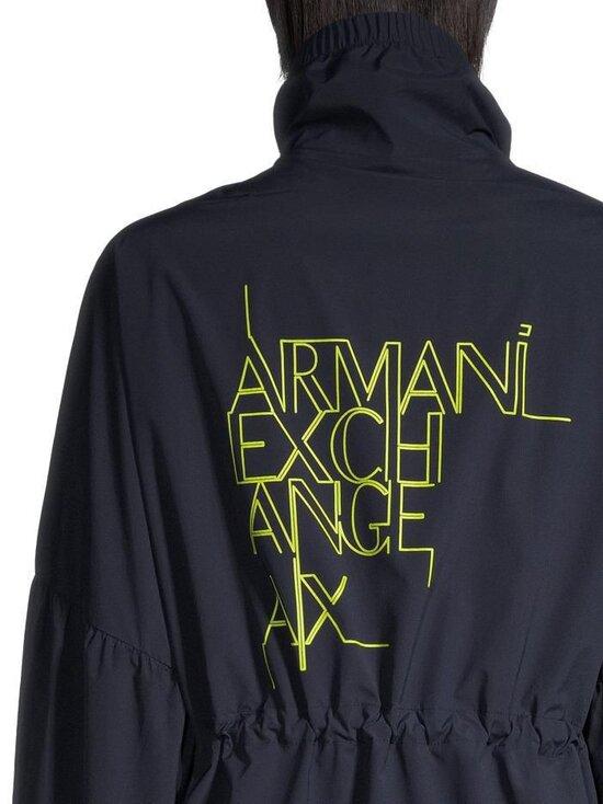 ARMANI EXCHANGE - ARMANI EXCHANGE -ANORAKKI - NAVY1593   Stockmann - photo 4