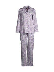 Lauren Ralph Lauren - Pyjama - PURPLE PAISLEY | Stockmann