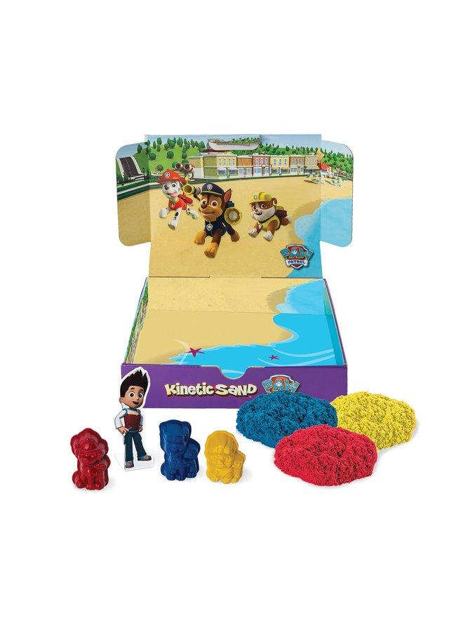 Kineettinen hiekka, Ryhmä Haun hahmo -leikkisetti
