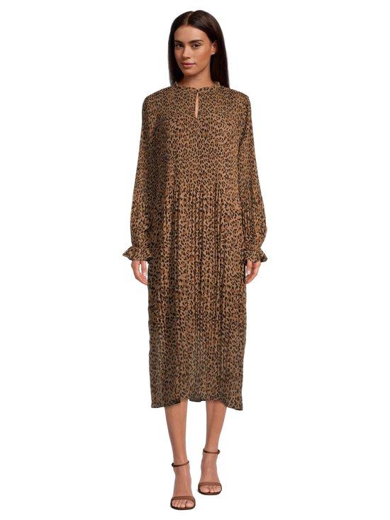 Modström - Hitta Print Dress -mekko - BROWN LEOPARD | Stockmann - photo 2